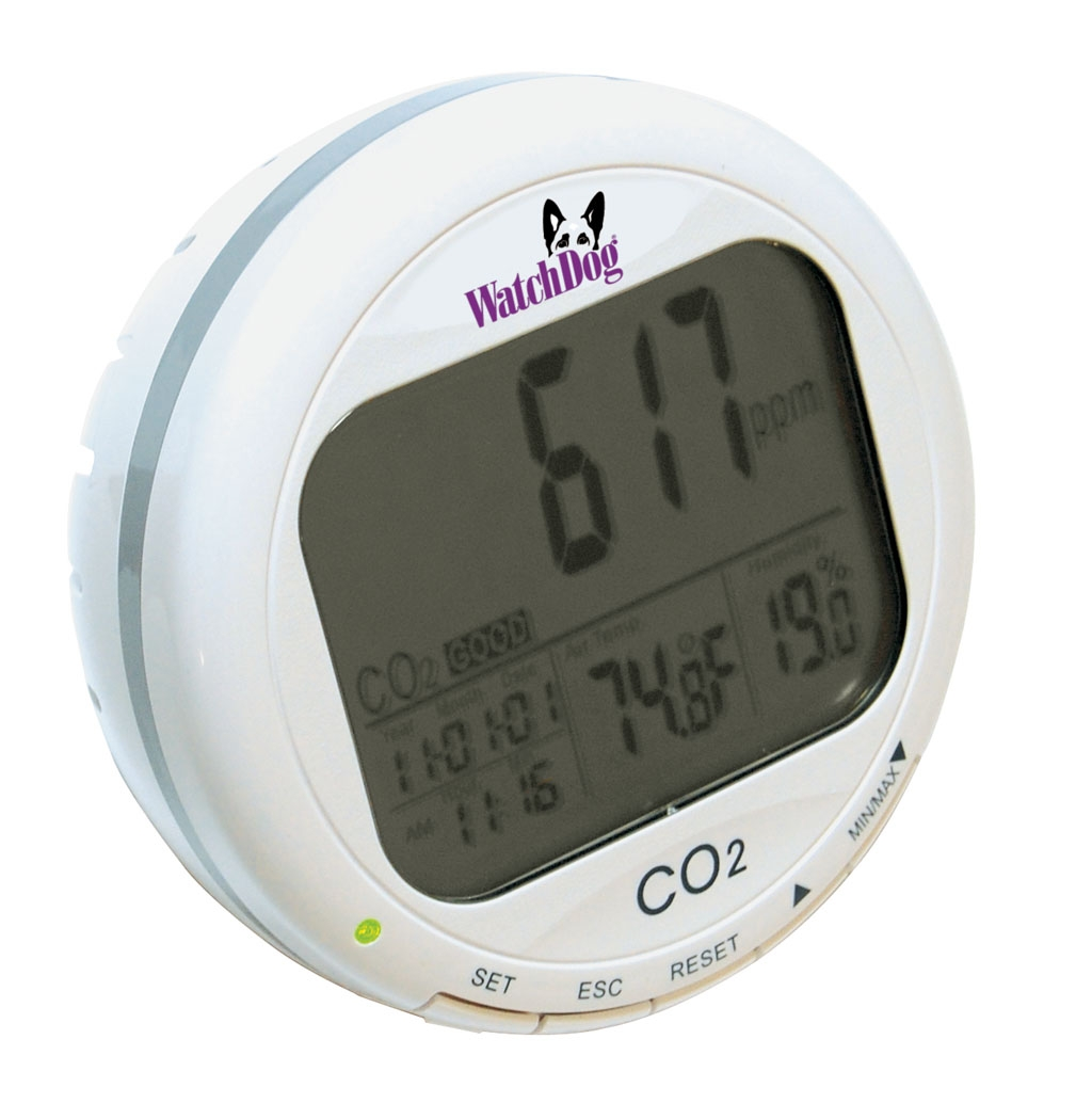 enregistreur Watchdog A160: T°/HR/CO2